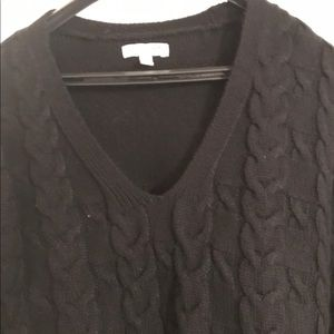 Sonoma Sweaters - Sonoma Short Sleeved Cable Knit Sweater